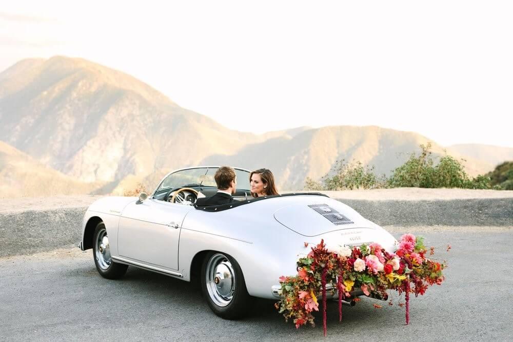 ماشین مناسب برای عروس